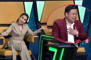 Cẩm Ly đòi 'cắn lưỡi' nếu thí sinh chọn về đội Quang Lê