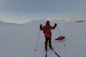 Nam sinh 20 tuổi lên kế hoạch một mình chinh phục Nam Cực