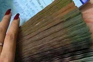 Bắt giam 6 đối tượng sản xuất và lưu hành tiền giả
