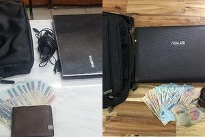 'Gối đầu' hơn 10 triệu đồng ngủ vỉa hè TP HCM, 2 người đàn ông thành 'mồi' cho kẻ cướp
