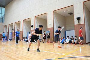 Tìm kiếm thần tượng thể thao sinh viên Việt Nam tại 'xứ kim chi'