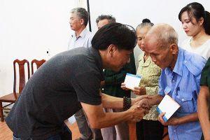 Trao 50 triệu đồng tri ân lực lượng Cựu TNXP Hà Tĩnh