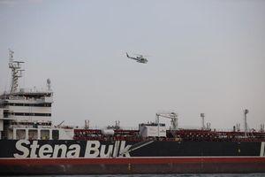 Nghi vấn tàu dầu Anh bị bắt vì London từ chối sự hỗ trợ của Mỹ