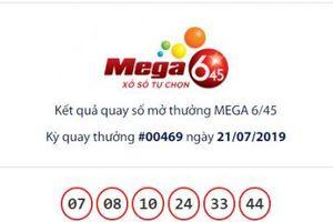 Xổ số Vietlott Mega 6/45: Giải độc đắc hơn 17 tỷ đồng ngày hôm qua có tìm thấy chủ nhân?