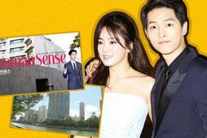 Sau tin chính thức ly hôn, phía Song Hye Kyo đã làm ngay loạt động thái này