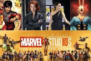 Marvel hé lộ những dự án phim lớn trong 2 năm tới