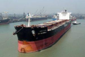Tàu hàng Hàn Quốc bị cướp trên Biển Đông