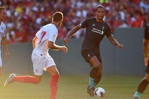 Liverpool nhận thất bại thứ 2 liên tiếp trong chuyến du đấu Hè