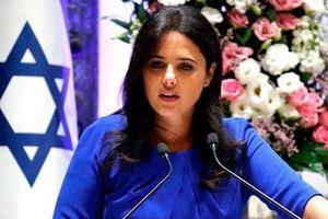 Nữ chính trị gia 43 tuổi trở thành đối thủ của Thủ tướng Israel