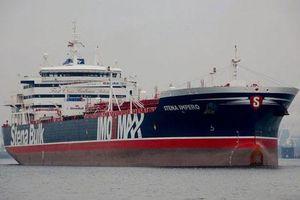 Đoạn ghi âm hé lộ cuộc trao đổi 'căng như dây đàn' trước khi Iran bắt tàu Anh