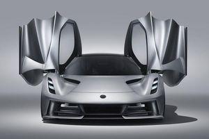 Chiêm ngưỡng vẻ đẹp của siêu xe mạnh 2.000 mã lực, giá 49 tỷ