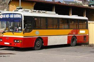 Tài xế xe buýt Công ty CP ô tô VTHK Hải Hưng đánh người phải nhập viện