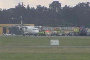 Máy bay của Air New Zealand phải hạ cánh khẩn cấp vì sự cố