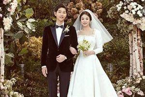 Song Hye Kyo mới là người đệ đơn ly hôn trước chứ không phải là Song Joong Ki?