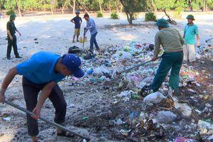 Thừa Thiên Huế: Xử lý dứt điểm tình trạng ô nhiễm môi trường khu vực biển Hải Dương