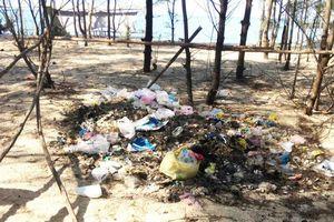 Thừa Thiên – Huế: Cấp bách giải quyết tình trạng ô nhiễm rác thải ở xã biển Hải Dương