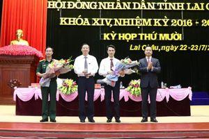 Ông Hà Trọng Hải được bầu làm Phó Chủ tịch UBND tỉnh Lai Châu