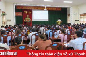Đảng ủy Khối các cơ quan tỉnh: 142 quần chúng ưu tú được bồi dưỡng kết nạp đảng