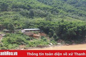 Huyện Quan Hóa: 542 hộ dân đang sinh sống ở các khu vực có nguy cơ cao ảnh hưởng thiên tai