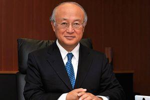 Tổng Giám đốc IAEA Yukiya Amano qua đời