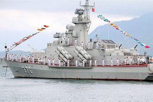 Việt Nam có tàu tên lửa tấn công nhanh mạnh nhất Đông Nam Á