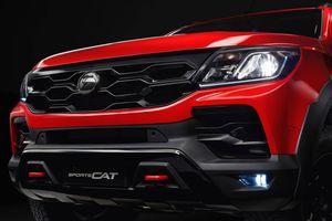 Chevrolet Colorado được nâng cấp đáng kể sau khi qua tay HSV