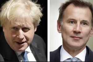 Bầu cử Anh: Boris Johnson vẫn đang chiếm ưu thế lớn trước Jeremy Hunt