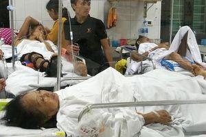 Diễn biến mới nhất vụ bà cụ bị chó dữ tấn công phải nhập viện ở Hà Nội