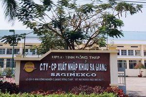 Vì sao thoái vốn nhà nước tại Sa Giang thất bại?