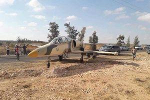 Chiến đấu cơ chở đầy bom của Libya hạ cánh khẩn cấp xuống Tunisia