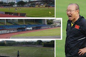 'Lệ làng' SEA Games có làm khó HLV Park Hang-seo?