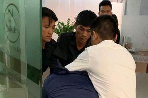 Điều tra vụ xô xát tại trụ sở Alibaba, 1 người dân nhập viện