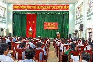 Vĩnh Long: gần 200 báo cáo viên cấp huyện được bồi dưỡng nghiệp vụ tuyên truyền miệng
