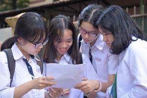 ĐH Sư phạm Hà Nội công bố điểm sàn từ 18 đến 20
