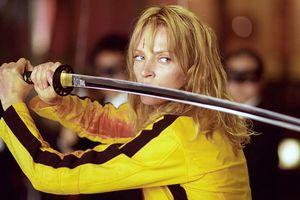 Quentin Tarantino làm phần 3 'Cô dâu báo thù' đẫm máu