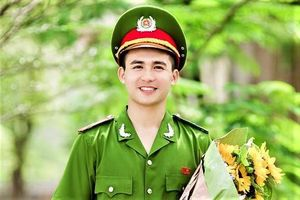 Hot boy Học viện Cảnh sát: Người có vợ thi hoa hậu, kẻ cover nhạc Hàn