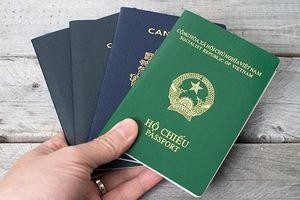 Luật hóa quy định về hộ chiếu điện tử: Hợp xu thế, tăng hiệu quả quản lý