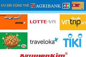 Nhận nhiều ưu đãi khi sử dụng thẻ JCB của Agribank