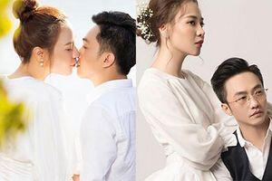 Ảnh cưới mê ly của Cường Đôla - Thu Trang