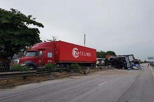 Hé lộ danh tính các nạn nhân vụ tai nan xe tải lao vào đám đông làm 5 người chết tại Hải Dương