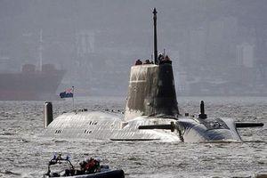 Anh điều tàu ngầm hạt nhân, thủy quân lục chiến tới vịnh Ba Tư giữa lúc căng thẳng leo thang