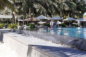 Khu nghỉ dưỡng Furama Đà Nẵng xây bãi đáp trực thăng trái phép