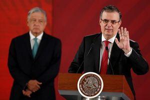 Mexico không đồng ý thảo luận với Mỹ về quy chế 'nước thứ 3 an toàn' cho người di cư