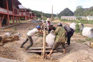 21 hộ dân thuộc tộc người Đan Lai di dời đến nơi ở mới