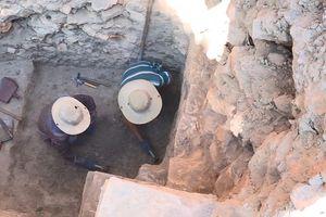 Đồng Miếu - di tích Chăm xưa nhất được khai quật