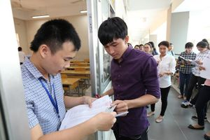 Trường ĐH đầu tiên tại TP.HCM công bố điểm chuẩn