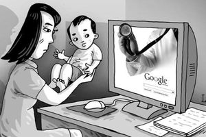 'Mua vạ' vào thân vì chẩn đoán, điều trị bệnh theo 'bác sĩ google'