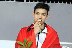 Kình ngư Nguyễn Huy Hoàng: 'Tôi hạnh phúc khi giành vé dự Olympic 2020'