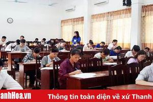 Kế hoạch thi tuyển công chức hành chính tỉnh Thanh Hóa năm 2019