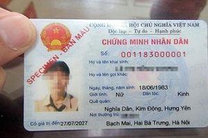Ý nghĩa 12 số trên thẻ Căn cước công dân rất đặc biệt nhưng không phải ai cũng biết